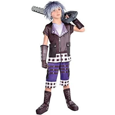 Fantasia de criança Riku  Kingdom Hearts – Child Riku Costume Kingdom Hearts