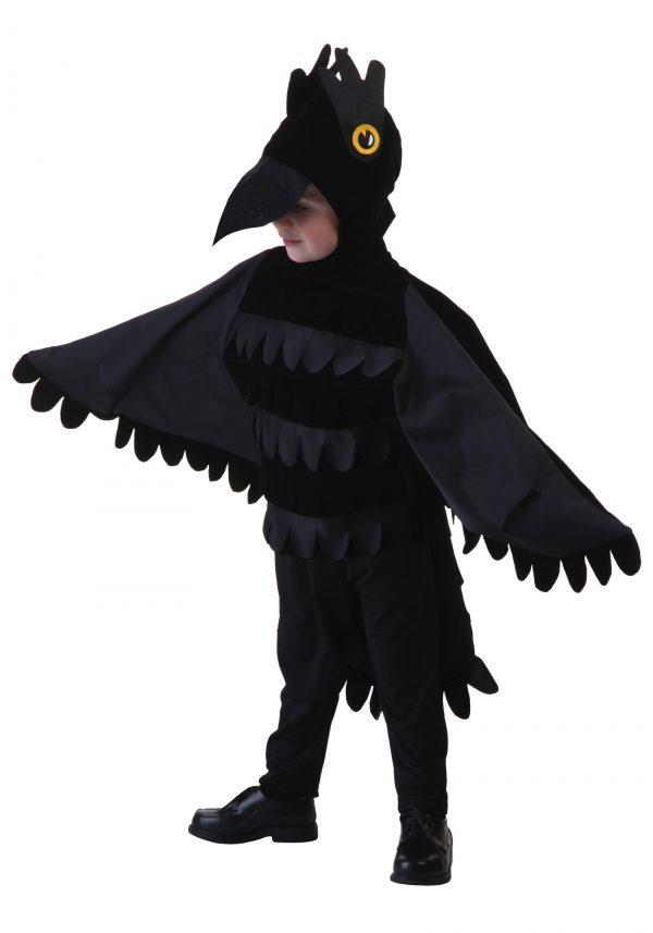 Fantasia de criança corvo – Toddler Crow Costume