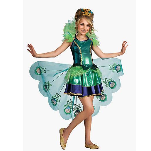 Fantasia de criança de pavão – Peacock Child's Extra-Large Halloween Costume