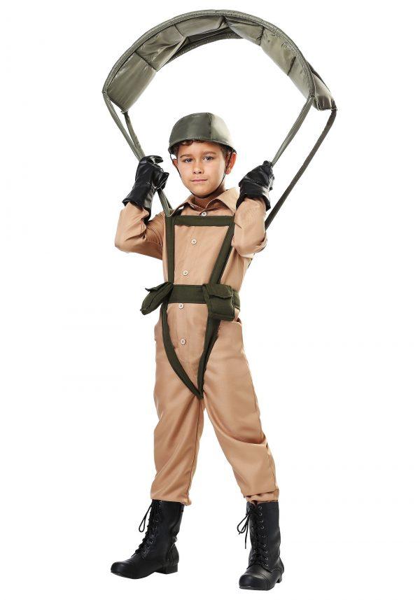 Fantasia de criança paraquedista – Child Paratrooper Costume