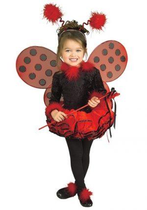 Fantasia de joaninha infantil de luxo – Deluxe Toddler Ladybug Costume