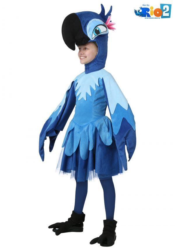 Fantasia de joia infantil do Rio – Child Rio Jewel Costume