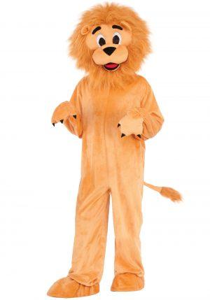 Fantasia de mascote de leão infantil – Kids Lion Mascot Costume