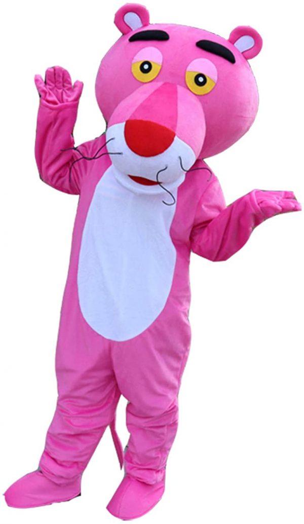 Fantasia de pantera rosa para adultos – Pink panther costume for adults