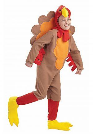 Fantasia de peru infantil – Kids Turkey Costume