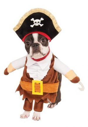Fantasia de pirata para cães e gatos – Pirate Costume for Dogs and Cats
