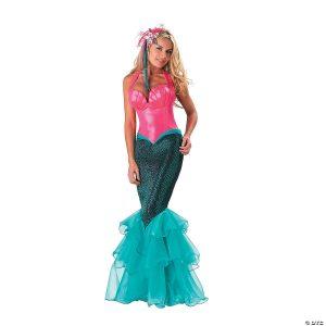 Fantasia de sereia feminina – Women's Mermaid Costume