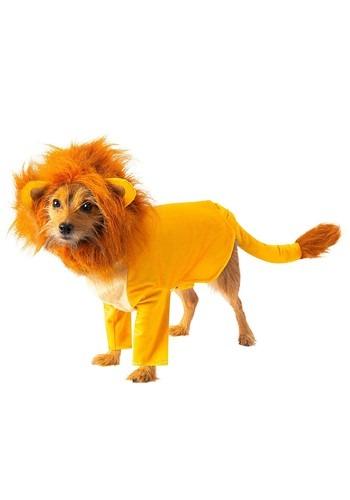 Fantasia do Rei Leão Simba Dog – The Lion King Simba Dog Costume