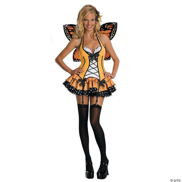 Fantasia feminina de borboleta – Women's Fantasy Butterfly Costume