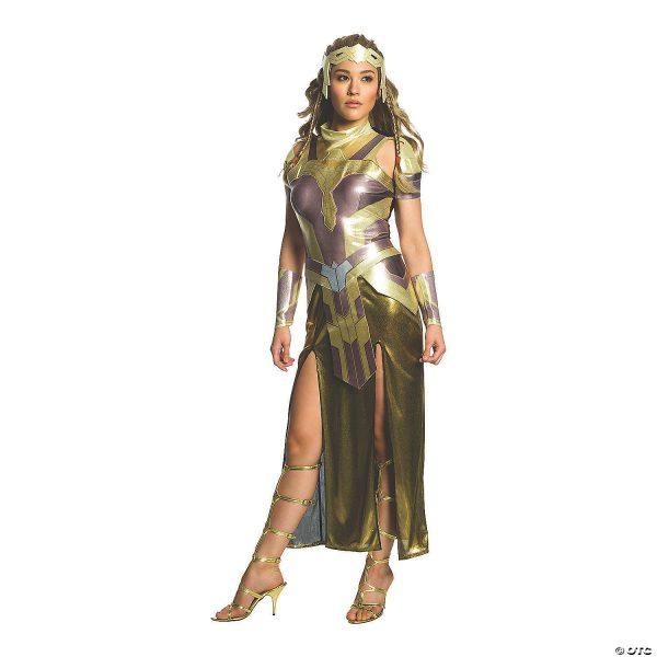 Fantasia feminina de luxo hipólita – Women's Deluxe Hippolyta Costume