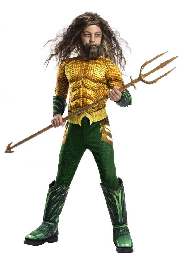 Fantasia infantil Aquaman – Aquaman Child Costume
