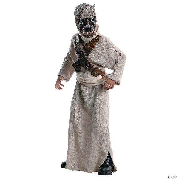 Fantasia infantil Deluxe Star Wars ™ Tusken Raider – Kid's Deluxe Star Wars™ Tusken Raider Costume