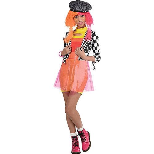 Fantasia infantil LOL Surprise – Child O.M.G. Neonlicious Costume L.O.L. Surprise.