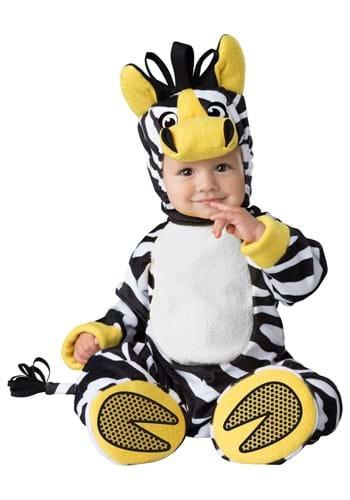 Fantasia infantil Zany Zebra – Infant Zany Zebra Costume