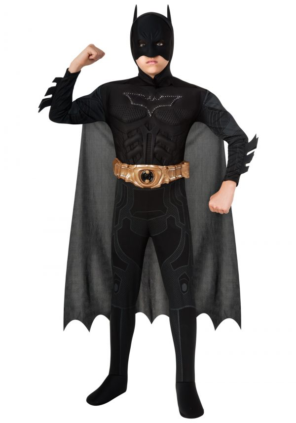 Fantasia infantil de Batman – Child Light Up Batman Costume