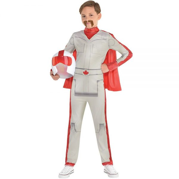 Fantasia infantil de Duke Caboom Toy Story 4 – Child Duke Caboom Costume – Toy Story 4