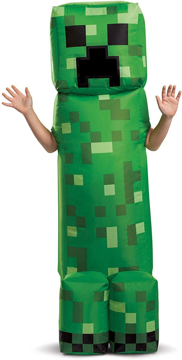 Fantasia  inflável Minecraft – Minecraft Boys Inflatable Costume