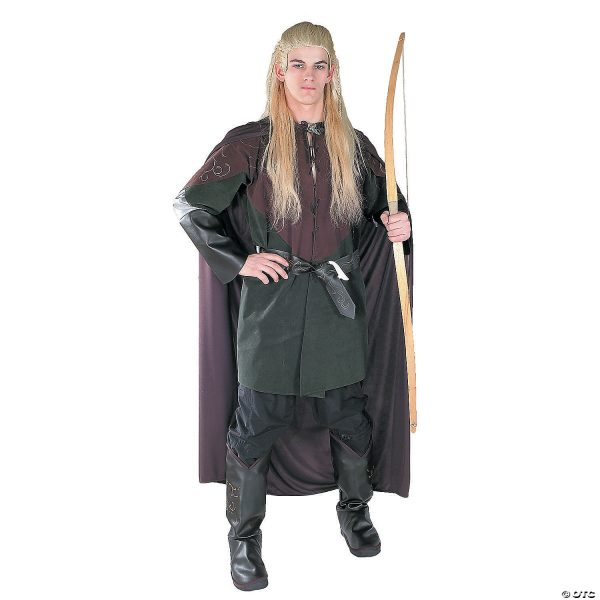 Fantasia masculino de Senhor dos Anéis Legolas – Men's Lord of the Rings Legolas Costume