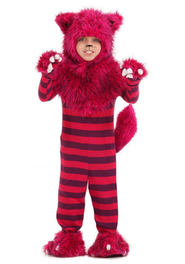 Fantasia para criança Deluxe Cheshire Cat – Toddler Deluxe Cheshire Cat Costume