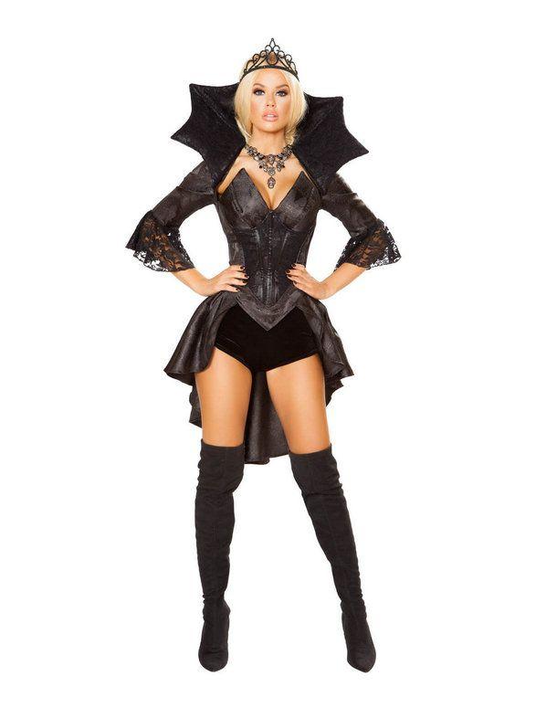 Fantasia sexy de rainha das trevas – Sexy Queen of Darkness Costume