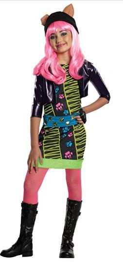 Fantasia de Monster High Howleen – Disfraz de Monster High Howleen