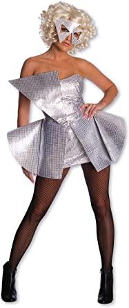 Vestido de lantejoulas Lady Gaga – Lady Gaga sequined dress