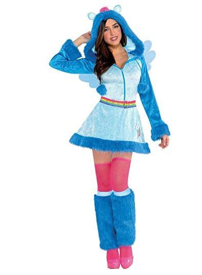 Fantasia feminino Rainbow Dash My Little Pony – Rainbow Dash My Little Pony Women's Costume