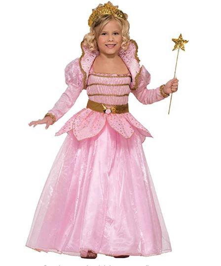 Fantasia de Princesa Rosa – Princess Pink Costume