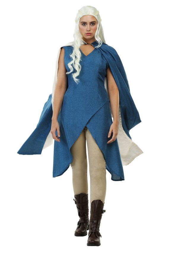 feminino da rainha do dragão -Dragon Queen Women's Costume