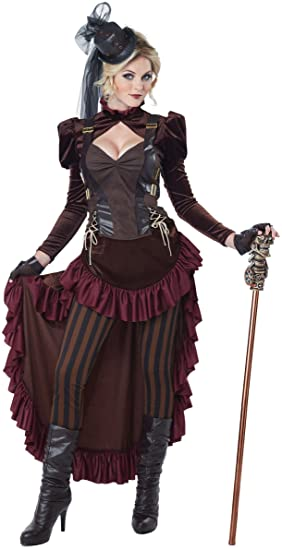 feminino vitoriano Steampunk – Women's Victorian Steampunk Costume