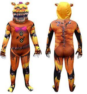 Fantasia de Urso de terror assustador – Bear costume of horror subject