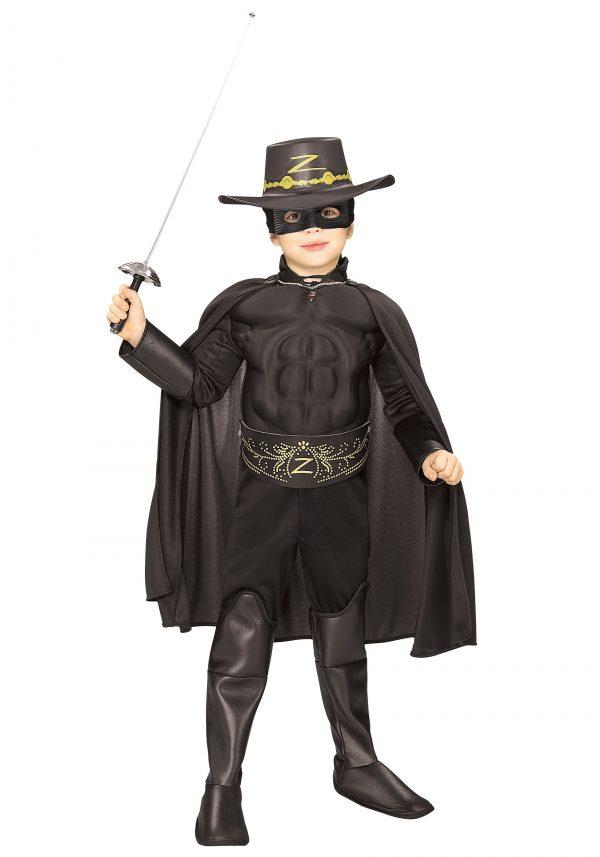 Fantasia Kids Deluxe Zorro – Kids Deluxe Zorro Costume