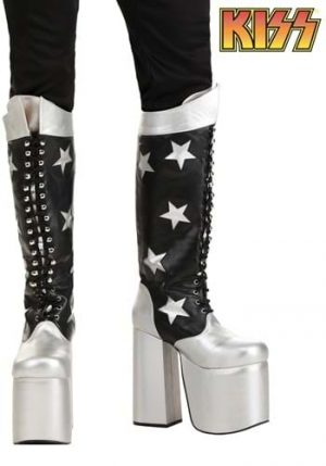 Botas KISS Starchild para homens – KISS Starchild Boots for Men