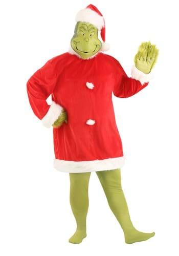 FAntasia Grinch Plus Size – Plus Size Grinch Costume