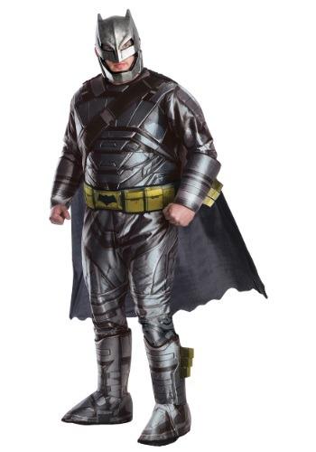 Fantasia Batman Deluxe Size Deluxe Dawn of Justice blindado – Plus Size Deluxe Dawn of Justice Armored Batman Costume