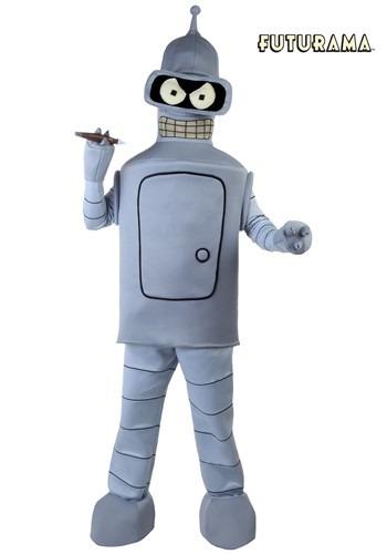 Fantasia  Bender Plus Size – Plus Size Bender Costume