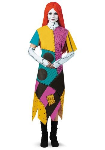 Fantasia Clássico Sally Plus Size – Plus Size Classic Sally Costume