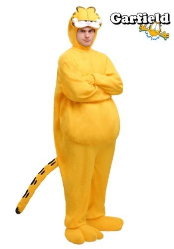 Fantasia  Garfield Plus Size  – Plus Size Garfield Costume