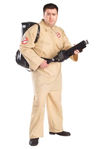 Fantasia Ghostbusters Plus Size – Ghostbusters Plus Size Costume