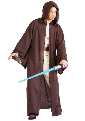 Fantasia Jedi Adulto Deluxe Star Wars – Deluxe Adult Jedi Robe Costume