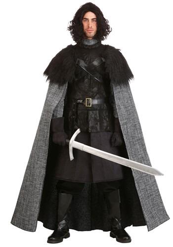 Fantasia King Dark Northern Plus Size  Game of Throne – Dark Northern King Costume Plus Size