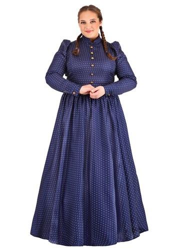 Fantasia Laura Ingalls Wilder Plus Size – Laura Ingalls Wilder Plus Size Costume