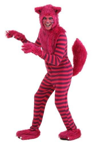 Fantasia Plus Size Cheshire Cat Deluxe – Plus Size Cheshire Cat Deluxe Costume