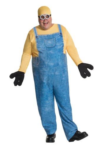 Fantasia Plus Size Minion Bob – Plus Size Minion Bob Costume
