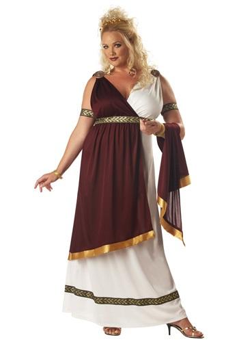 Fantasia Plus Size de Imperatriz Romana – Plus Size Roman Empress Costume