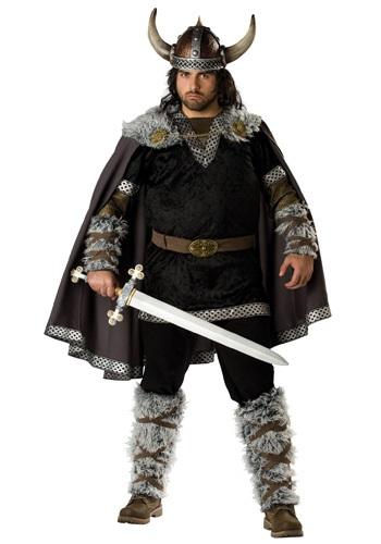 Fantasia Plus Size de guerreiro viking – Plus Size Viking Warrior Costume