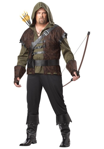 Fantasia Robin Hood Plus Size – Plus Size Robin Hood Costume