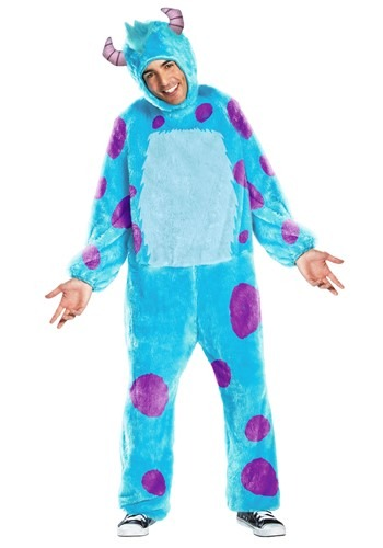 Fantasia Sulley Monstros S.A Plus Size – Monsters Inc Plus Size Sulley Costume