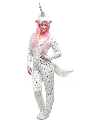 Fantasia Unicórnio mágico Plus Size -Women's Plus Size Magical Unicorn