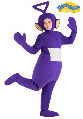 Fantasia adulta de Teletubbies Tinky Winky – Tinky Winky Teletubbies Adult Costume